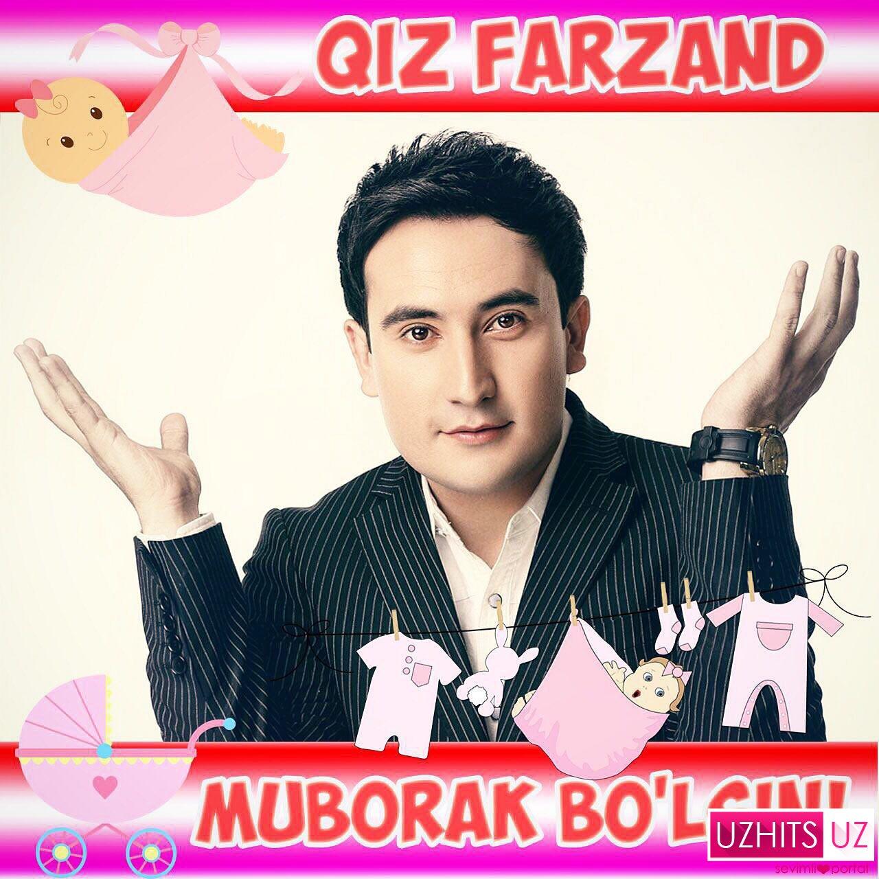 Botir Yaminov Qiz Farzandli bo'ldi!
